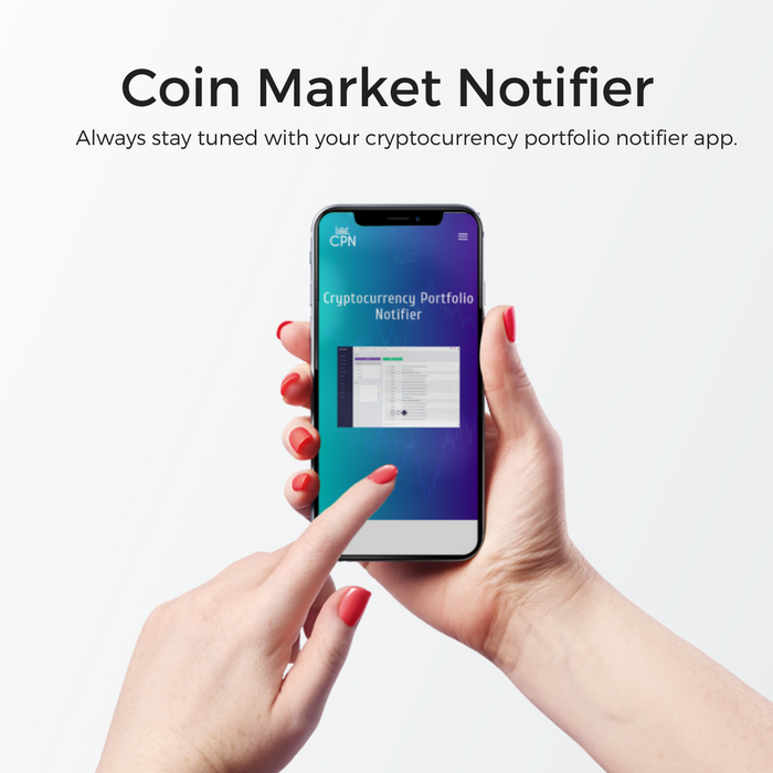 Coin market notifier
